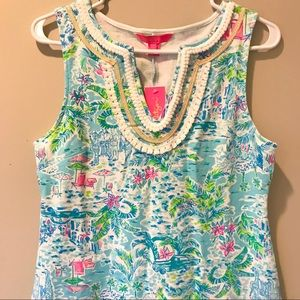 Lilly Pulitzer What A Lovely Place Harper Shift